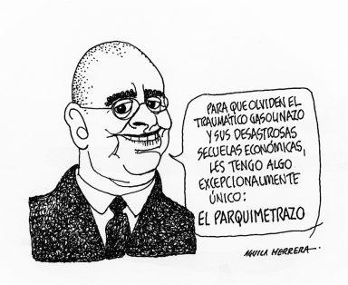 EL PARQUIMETRAZO