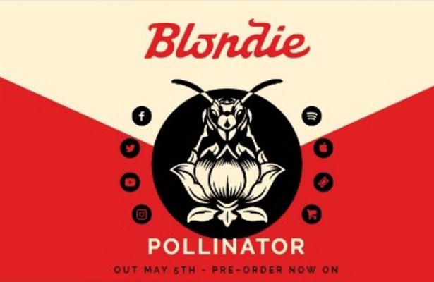 """Blondie anuncia lanzamiento de su nuevo disco """"Pollinator"""""""