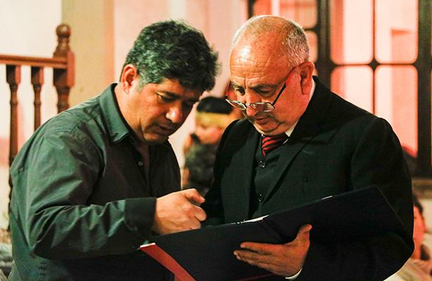 Luis Martín Solís es el director de escena.