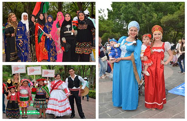 Ya hay fecha para el Festival de Culturas Extranjeras