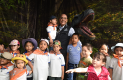 """""""Dinosauria Animatronix"""" en el Parque Bicentenario"""