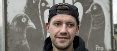 Camiones sucios de Moscú inspiran arte callejero