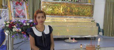 Lloran a niña tras asesinato publicado en Facebook