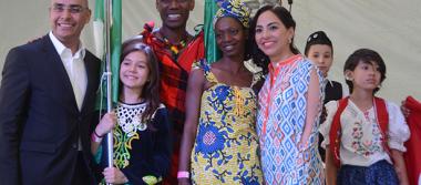 Inicia Décimo Festival de Comunidades Extranjeras