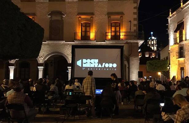 Del 30 de septiembre al 8 de octubre se llevó a cabo la quinta edición de DocumentaQro.