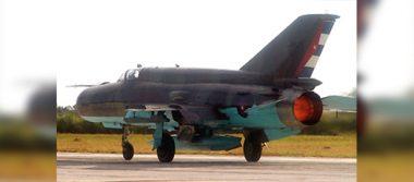 Avión militar choca en Cuba; hay 8 muertos