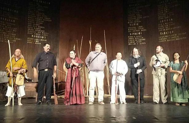 Cerró con éxito la Muestra Regional de Teatro Histórico