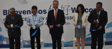 Inauguran la planta de Cheerson México