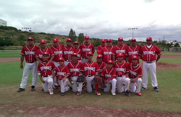 VIEJITOS DE Juriquilla se adueñaron del primer lugar de la Primera Fuerza en la Liga Regional de Beisbol del Estado de Querétaro