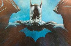 #Galería: Comics de Batman encabezan ventas en stands de la CONQUE