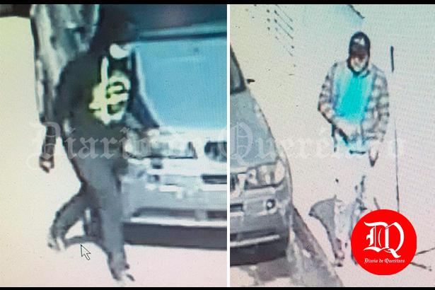 Se han dado a conocer imágenes de los presuntos atacantes. Fotos: Cámara de video vigilancia