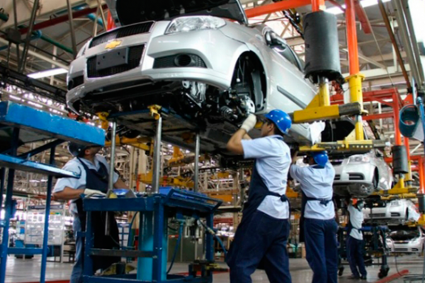 General Motors reestructura mercados internacionales