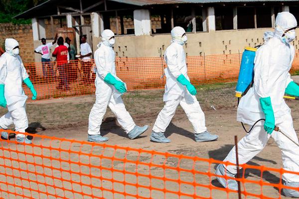 Ya suman 29 casos de ébola en el Congo
