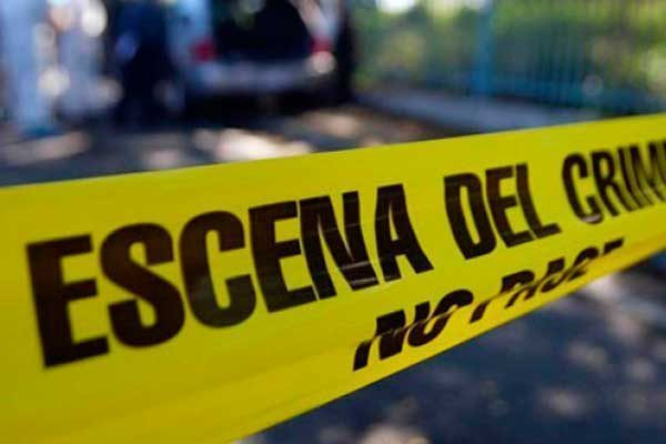 Ataque a balazos deja un muerto y dos heridos