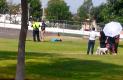LOS VECINOS y un guardia de seguridad interna sometieron a una persona que escandalizaba. Al arribo de los policías, ya había muerto.