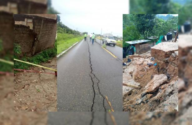 Gobernación declara emergencia en siete municipios de Chiapas