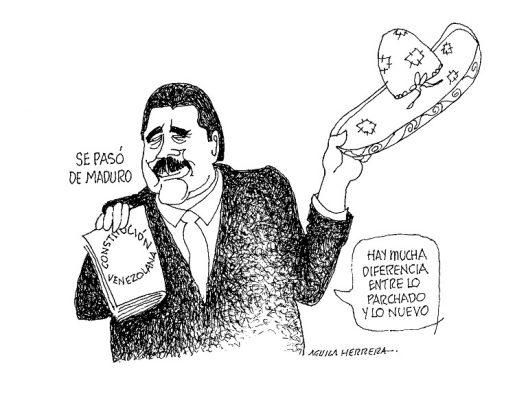 SE PASÓ DE MADURO