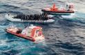 Rescatan a casi siete mil inmigrantes en el Canal de Sicilia