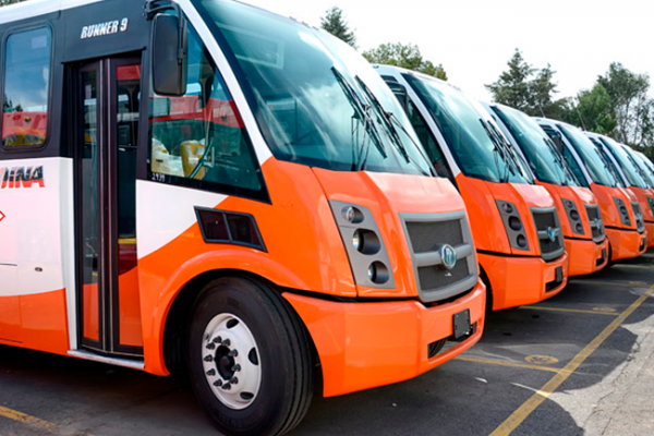Aprueban ampliación al horario del servicio del transporte