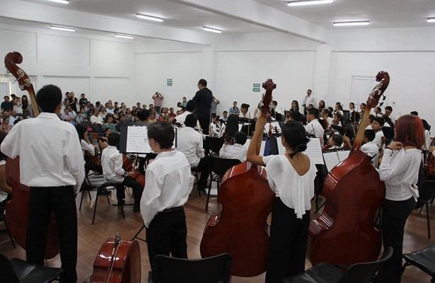 """Orquesta """"Constitución de 1917"""" ofrecerá sus primeros conciertos"""