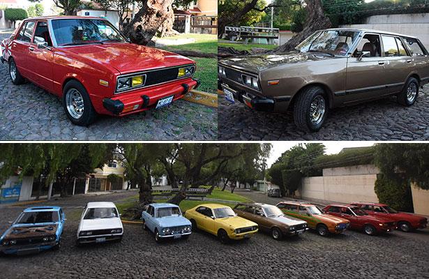 Club Datsun Querétaro, pasión por los autos
