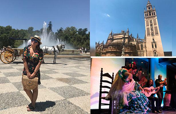 Sevilla y Olé