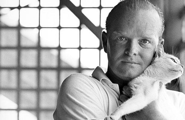 Vigente legado del escritor Truman Capote