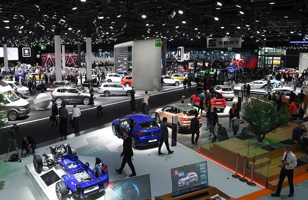 Los 4×4 urbanos invaden el Salón del Automóvil de Fráncfort