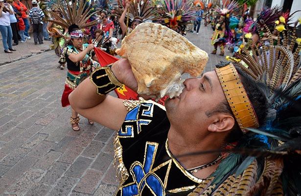 La danza de los concheros, Patrimonio de Querétaro