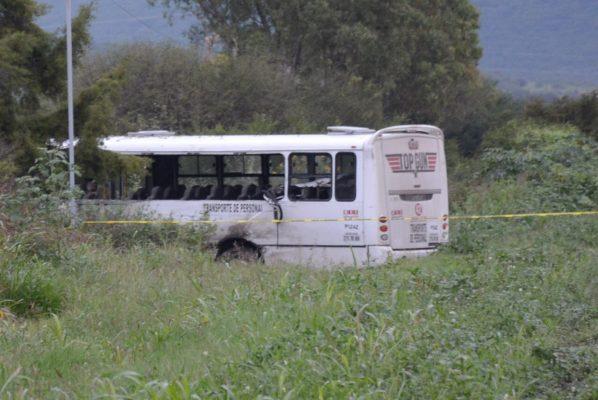 ¡Muerte al volante! en Sanfandila