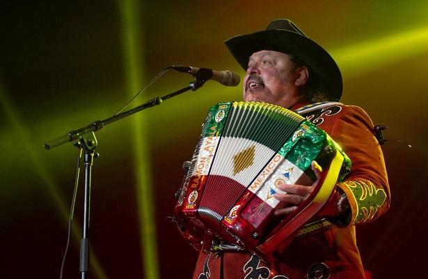 Ramón Ayala, orgulloso de mantener la música norteña