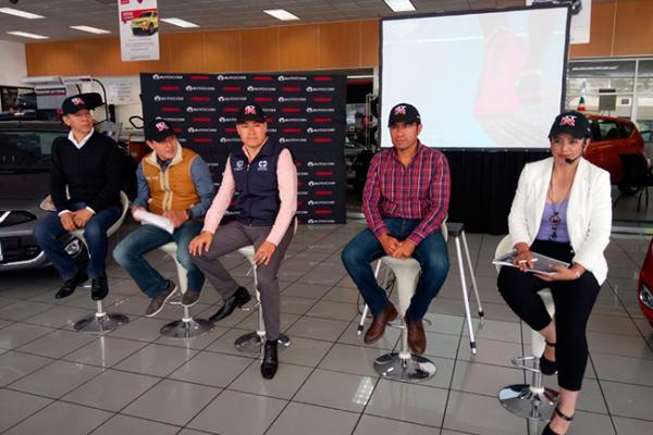 Anuncian segunda edición de la carrera Nissan Autocom