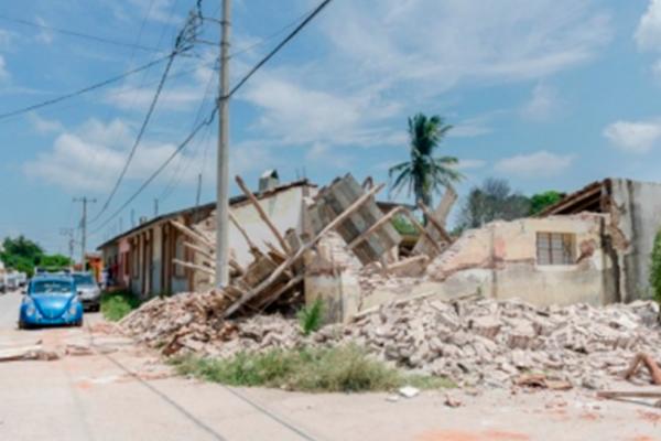 Inicia censo para reconstrucción de viviendas en Chiapas y Oaxaca