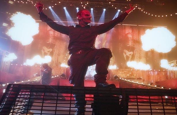 """""""Slipknot Day of the gusano"""" se estrena hoy en México"""