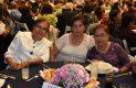 Inocencia Álvarez, Margarita Trejo y María Torres.