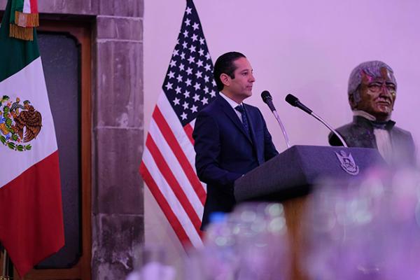 Pancho cancela eventos masivos de su II informe