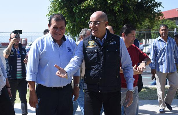 Aguilar pide replicar aquí el Frente Amplio