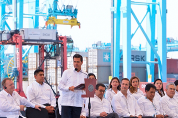 México, un país seguro para la inversión nacional y extrajera: Peña Nieto