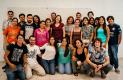 SON LOS investigadores que colaboran en el Laboratorio de Genética Molecular y Ecología Evolutiva.