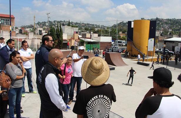 Plan antisismo: MAV; alcalde y UNAM analizarán cómo reducir riesgos