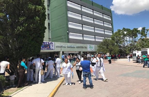 36 inmuebles evacuados en Querétaro