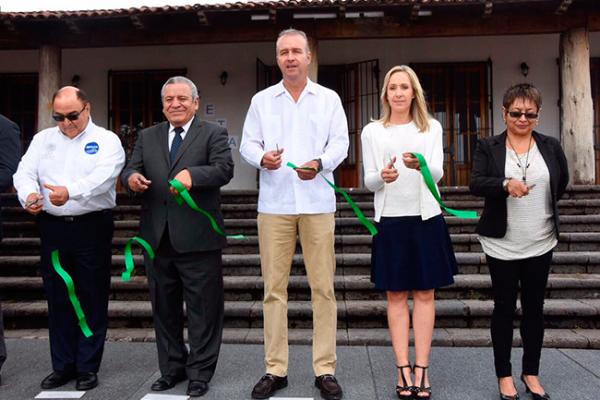 Inauguran Centro de Estudios Tecnológicos de Aguas Continentales de El Marqués