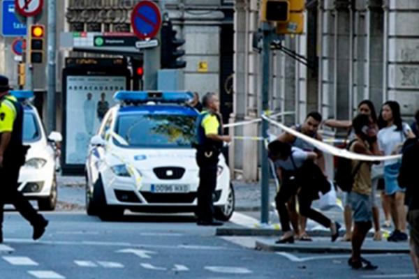 Detiene a sospechoso relacionado con atentado en Londres