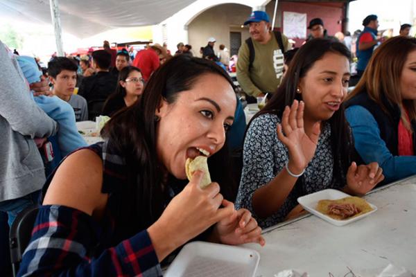 Mañana concluye la Feria de la Barbacoa y el pulque en Boyé