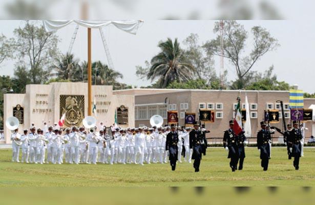 La Universidad Naval, a la altura de las mejores del mundo