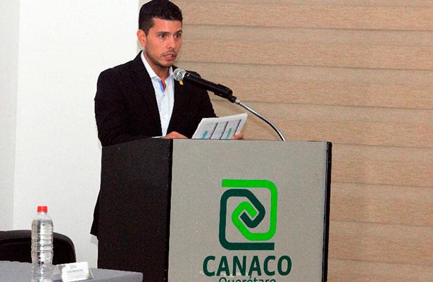 Jóvenes Empresarios de Canaco tiene nuevo líder