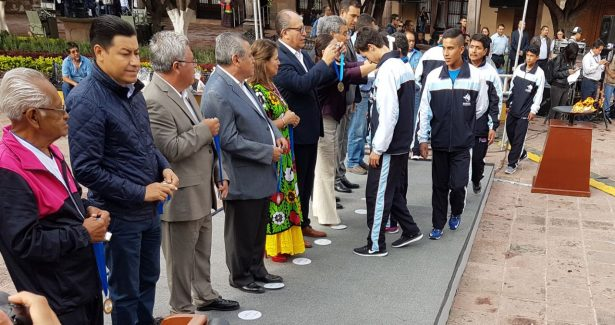 "Sale ""Carrera de la Libertad"" hacia Dolores Hidalgo"