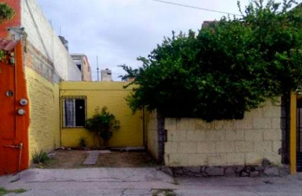 Catean casa en la colonia Lázaro Cárdenas