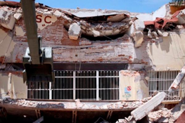Suman 12 mil 500 viviendas afectadas en Oaxaca