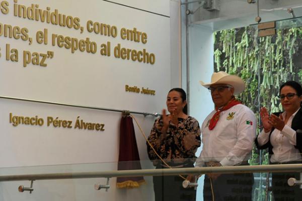 Ignacio Pérez, mensajero de la libertad